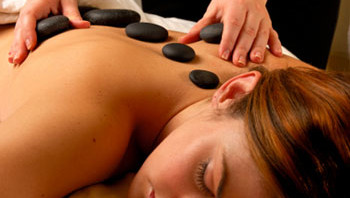 Hot Mineral Stone Treatments